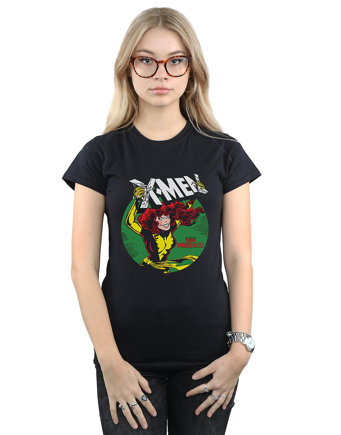 Marvel Women's X-Men Defeated By Dark Phoenix T-Shirt