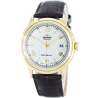 Orient Automatic Analog Man with a leather strap FAC00007W0