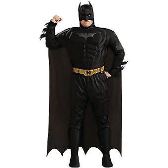 Plus Size Batman Muscle Costume Adult