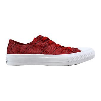 Converse Chuck Taylor All Star II 2 OX Red/Black-White 151090C Men's