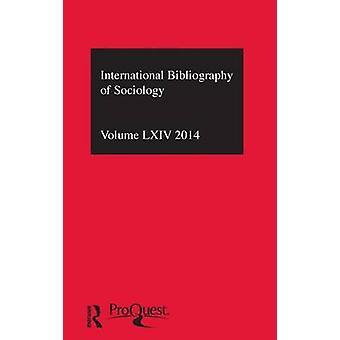 علم IBSS 2014 Vol.64 الببليوغرافيا الدولية للعلوم الاجتماعية تجميع المكتبة البريطانية التابعة Polit
