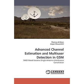 Estimativa de canal avançado e deteção multiusuário em GSM por Arildsen & Thomas