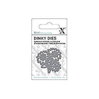 Xcut Dinky Dies Flowers (XCU 503374)