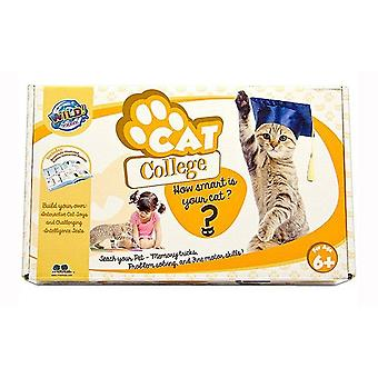 Cat College Pet Science Kit