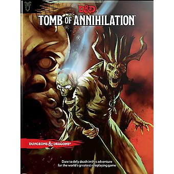 Dungeons & Dragons RPG - Tomb of Annihilation Book