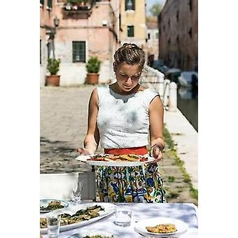 A Table in Venice by Skye McAlpine - 9781408889107 Book