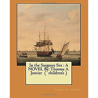In the Sargasso Sea - A Novel By - Thomas A. Janvier ( Children's ) by