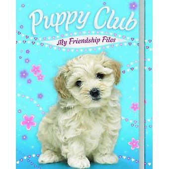 Puppy Club-mes fichiers d'amitié-9781848954014 livre