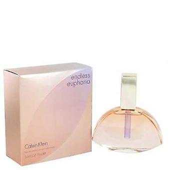 Endless Euphoria By Calvin Klein Eau De Parfum Spray 2.5 Oz (women) V728-512060