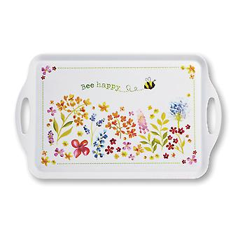Cooksmart Bee Happy Large Tray