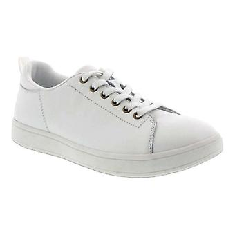 Drew Shoe Mens Skate Leather Low Top Bungee Fashion Sneakers
