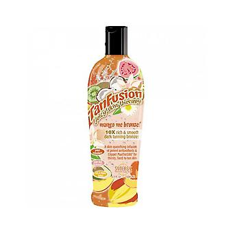 Synergy Tan Mango Me Bronze 10x Extra Dark Tanning Bronzer Tanning Lotion - 250ml