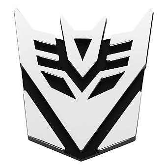 TRIXES Decepticon Logo Symbole Car Decal Sticker Badge