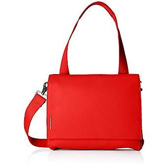 Mandarin Duck Mellow Red Women's Hand Bag/Lacquer 10x21x28.5 cm (B x H x T)