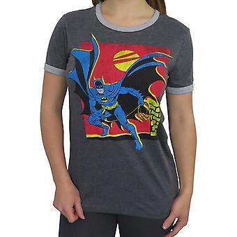 שחיקה באטמן לילה נשים מתחזה ' חולצת טריקו