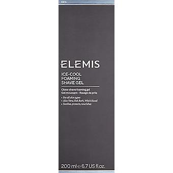Elemis Ice Cool vaahtoava Shave Gel 200ml