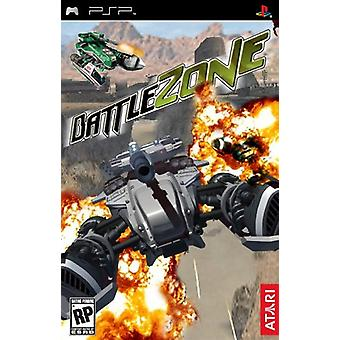 Battle Zone (PSP) - New