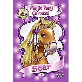 Star: The Western Pony (Magic Pony Carousel)