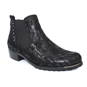 Lunar Candice Patterned Ankle Boot CLEARANCE