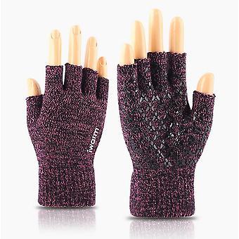Mănuși cu jumătate de deget