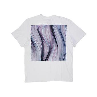 Element Twists & Turns Short Sleeve T-Shirt in Optic White