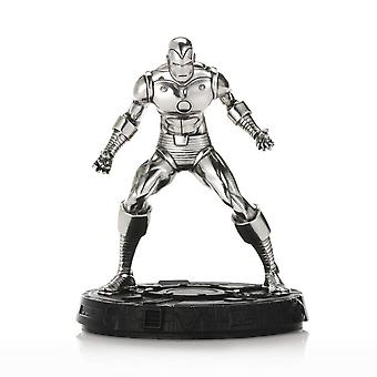 Marvel by Royal Selangor 017940R Iron Man Invincible Figurine