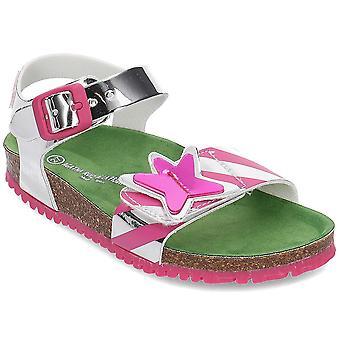 Agatha Ruiz De La Prada 192983 192983APLATAYRAYAS2629 uniwersalne letnie buty dziecięce