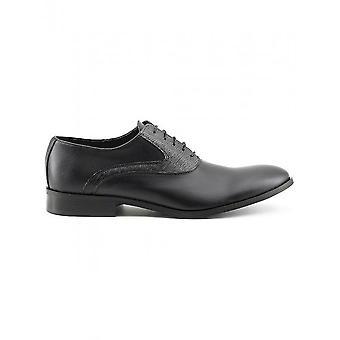 Made in Italia - Schuhe - Schnürschuhe - JOACHIM_NERO - Herren - Schwartz - 40