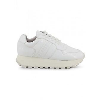 Bikkembergs - Shoes - Sneakers - FEND-ER_2087-PATENT_WHITE - Women - White - 41