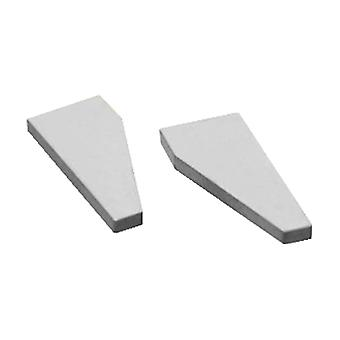Lansky Carbide Replacement Stones 2 Pack (1 Set) For LSTCN and LSTCS #LCAR2