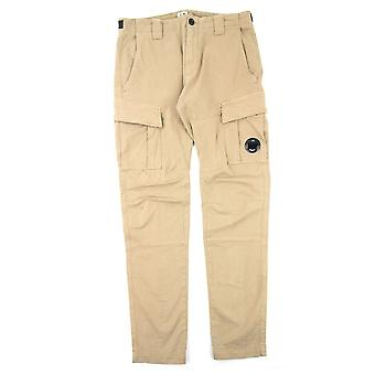 CP Company Cargo Lens Pants Sand 339