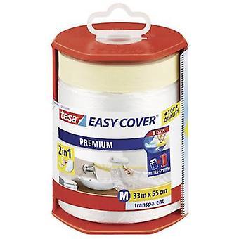 TESA gemakkelijk Cover® Premium Film 33 m x 550 mm Dispender gevuld