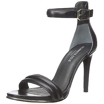 Kenneth Cole New York Womens Brooke Leer open teen formele enkel riem sandalen