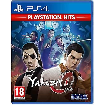 Yakuza 0 PlayStation Hits PS4 spel