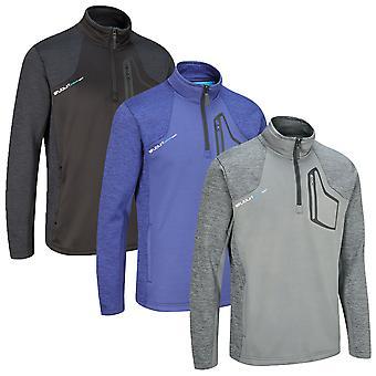 Stuburt Mens Golf Evolve-Sport 1/4 Zip Pullover Fleece