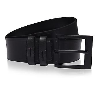 Kangol Unisex Raised Belt Casual Faux Leather Buckle