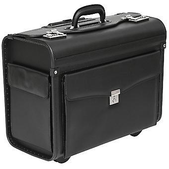 TASSIA pilot caz servieta de afaceri laptop Travel zbor servieta geantă de mână bagaje...