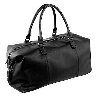 Quadra NuHude faux kožené Weekender holdall taška