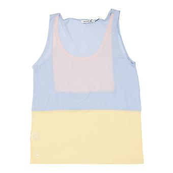 Women's Lacoste Blue T-shirt