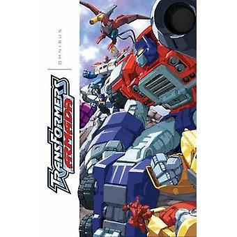 Transformers Armada Omnibus by Sarracini & ChrisFurman & Simon
