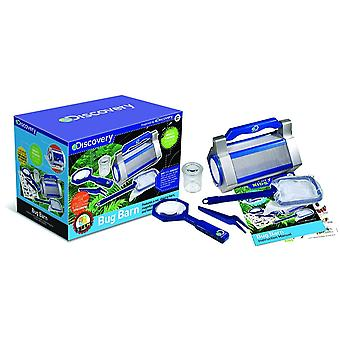 Discovery Bug Barn Kit Collect and Observe Specimens Ages 6 Years+ - Wind
