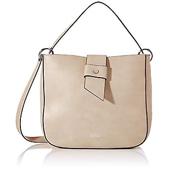 s.Oliver (Bags) 38.899.94.5818 PocketsWomenHand BagBrown (Camel) 10x25x26.5 Centimeters (B x H x T)
