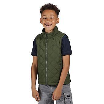 Regatta Boys Zion Polyester Casual Bodywarmer Gilet