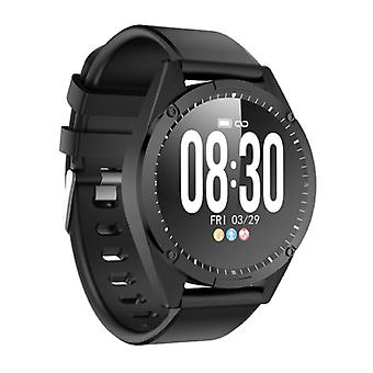 Lige Sports Smartwatch Fitness Sport Activity Tracker Smartphone Watch iOS Android iPhone Samsung Huawei Black