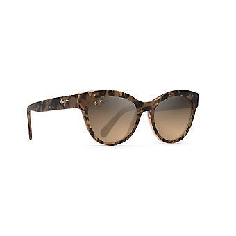 Maui Jim Ku'uipo HS799 18A Caramel/HCL Bronze Sunglasses