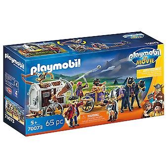 Carro da prisão Playmobil 70073
