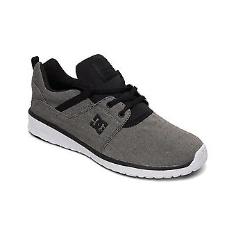 DC Heathrow TX SE Trainers in Dark Grey