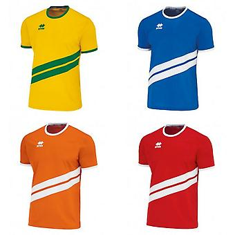 Errea Unisex Jaro Short Sleeved Sports Shirt