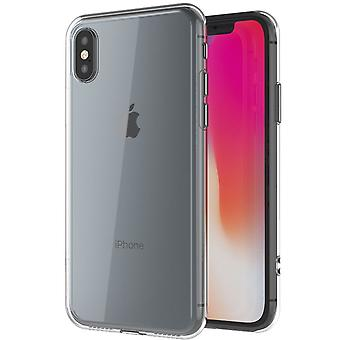 Shockproof clear slim bumper iphone xs max case