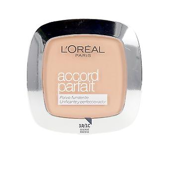 L'Oreal Make Up Accord Parfait Poudre #r3 For Women